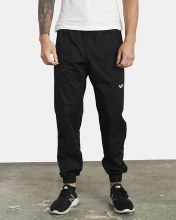 RVCA Spectrum Cuffed Pants Black