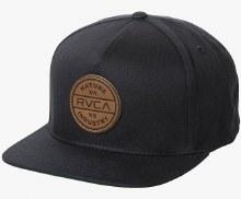 RVCA Stamped Snapback Twill Hat