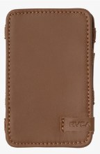 RVCA Magic Leather Wallet