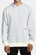 RVCA Hyped Stripe French Terry Hoodie