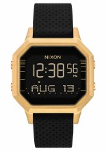 NIXON Siren SS, 36 mm Goldtone / Black
