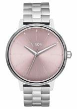 NIXON Kensington, 37 mm Silver / Pale Lavender
