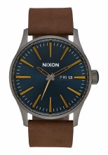 Sentry Leather, 42 Mm