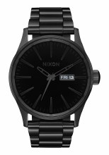 NIXON Sentry SS, 42 mm All Black
