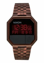 Nixon Re-Run, 38.5 mm Antique Copper