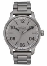 NIXON Patrol, 42 mm Dark Steel