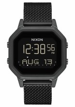 NIXON Siren Milanese, 36 mm All Black