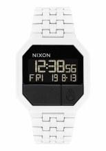 Nixon Re-Run, 38.5 mm All White