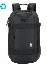 Nixon Black Gamma Backpack