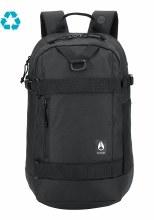 Nixon Black Gamma Backpack