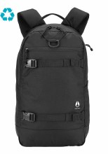 Nixon Black Ransack Backpack