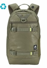 Nixon Olive Dot Camo Ransack Backpack