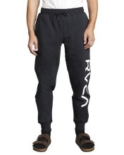 RVCA Black Sweatpants