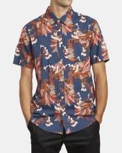 RVCA Paradiso Short Sleeve Woven Shirt