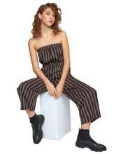 RVCA Taylor Strapless Jumpsuit
