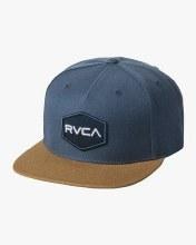 RVCA Commonwealth Snapback Hat