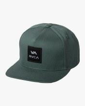 RVCA Sqare Snapback Hat