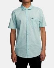 RVCA Carlo Dot Short Sleeve Shirt