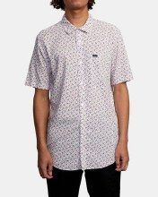 RVCA Soloman Floral Short Sleeve Shirt