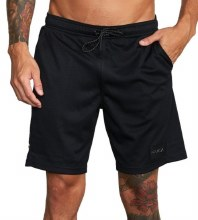 RVCA VA Mesh Shorts Black