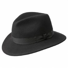Bailey Curtis Wool Fedora Hat