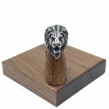 Lionhead Ring