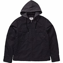 BILLABONG BARLOW TWILL BLACK J