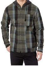Billabong Baja Sherpa Flannel