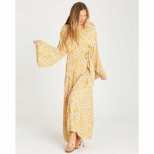 BILLABONG GOLDEN HOUR MY FAVORITE MAXI DRESS S