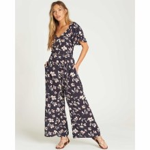 Billabong Ink Heart Jumpsuit M