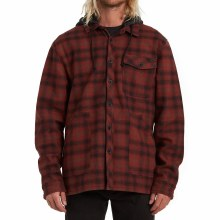 BILLABONG RED FURNACE HOODIE