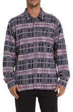 BILLABONG MIDNIGHT SWINDLER FLANNEL