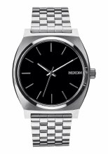 NIXON Time Teller 37 mm in Steel/Black