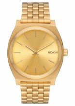 NIXON Time Teller 37mm in Goldtone