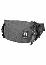Nixon Charcoal Heather Trestles Hip Pack