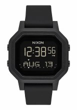 NIXON 36mm in All Black