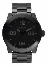 NIXON Corporal SS 48 mm in All Black
