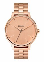 NIXON Kensington, 37 mm All Rose Goldtone