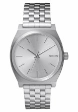 NIXON Time Teller 37mm in Silvertone