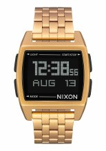 NIXON Base, 38 mm Goldtone