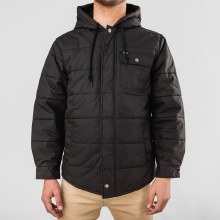 Brixton Cass Quilted Hooded Jacket
