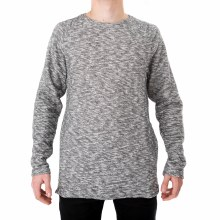 PX WHITE/BLACK KEEGAN FRENCH TERRY PULLOVER