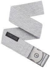 Arcade Foundation Heather Gray Stretch Men's Belt