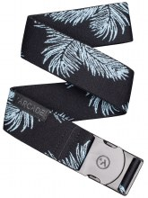 Arcade Ranger Blue Palm Tree Stretch Men's Slim Belt
