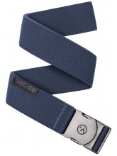 Arcade Ranger Navy Stretch Men's Slim Belt