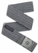 Arcade Vapor Gray Stretch Men's Woven Belt