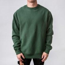 Bronxton Heavyweight Crew Sweatshirt