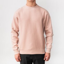 Bronxton Long Sleeve Crew Neck Heavyweight Sweatshirt
