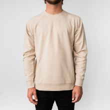 Bronxton Long Sleeve Crew Neck Loopback Sweatshirt