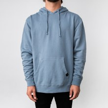 Bronxton Long Sleeve Pigment Dyed Hoodie